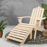 Gardeon Outdoor Furniture Sun Lounge Chair Beach Recline Adirondack Garden Patio