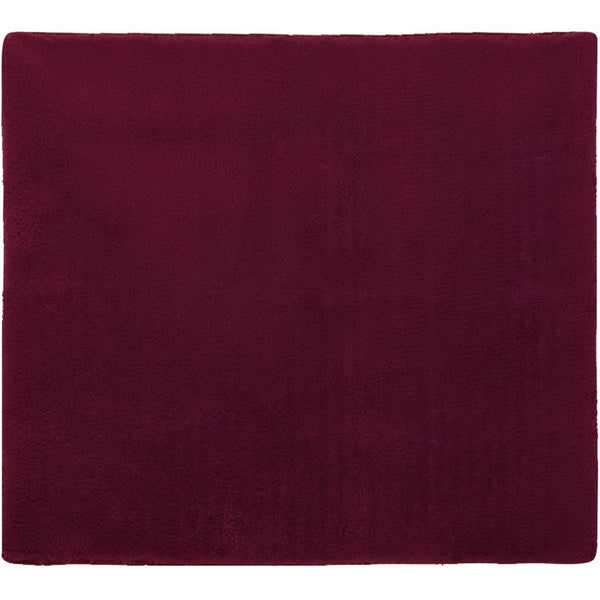 Artiss Ultra Soft Shaggy Rug Large 200X230Cm Floor Carpet Antiunbrandedslip Area Rugs Burgundy