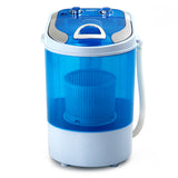 Devanti 4Kg Mini Portable Washing Machine - Blue
