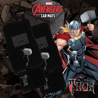 Marvel Avengers 4-Piece Car Mat - Thor