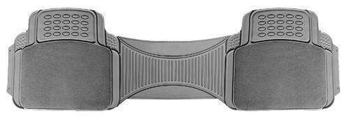 Colossus 1-Piece Car Mat - Grey [Rubber/Carpet]
