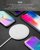 Ugreen Wireless Charger 10W White (40922)