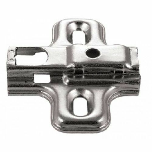 Concealed Corner Kitchen Cabinet Door Hinges Nickel Overlay Clip On 165