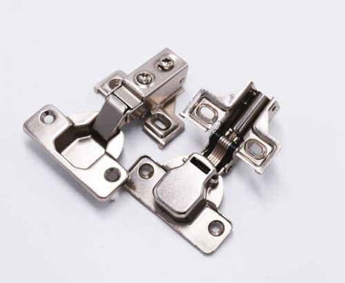 "Face Frame Concealed Cabinet Hinges Soft Close 115 deg 3/8 - 5/8"" Overlay [Value Pack]"
