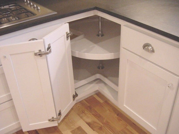 Lazy Susan Hardware Package (Euro Style Cabinet)