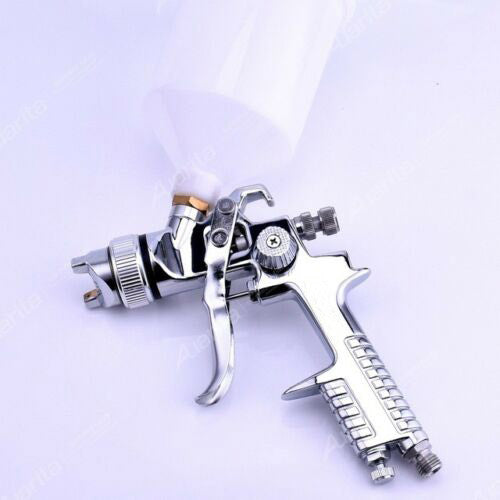 Air Paint Spray Gun HVLP 1.4 Sprayer Gravity Feed Auto Painting 600ml