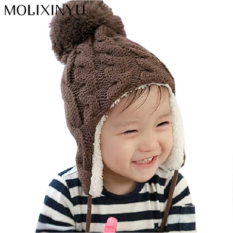Cute Baby Winter Hat