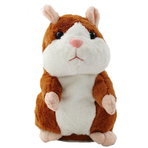 Talking Hamster Educational Toy for Children