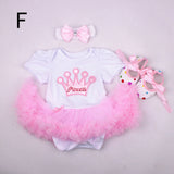 Baby Girl Christmas Tutu Clothing Sets
