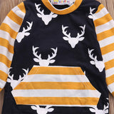 Deer Baby Jumpsuit