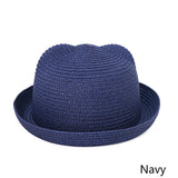 Panama Straw Hats for kids