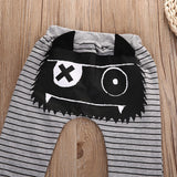 Monster Baby Trousers