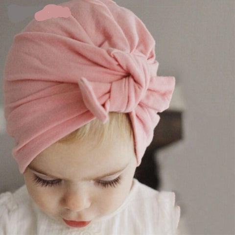 Bohemian Style Baby Hat