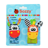 Baby Rattles & Mobiles Soft Baby Toy - Set A