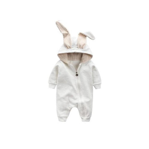 Rabbit Baby Play Suit - Regular [3 Colors]
