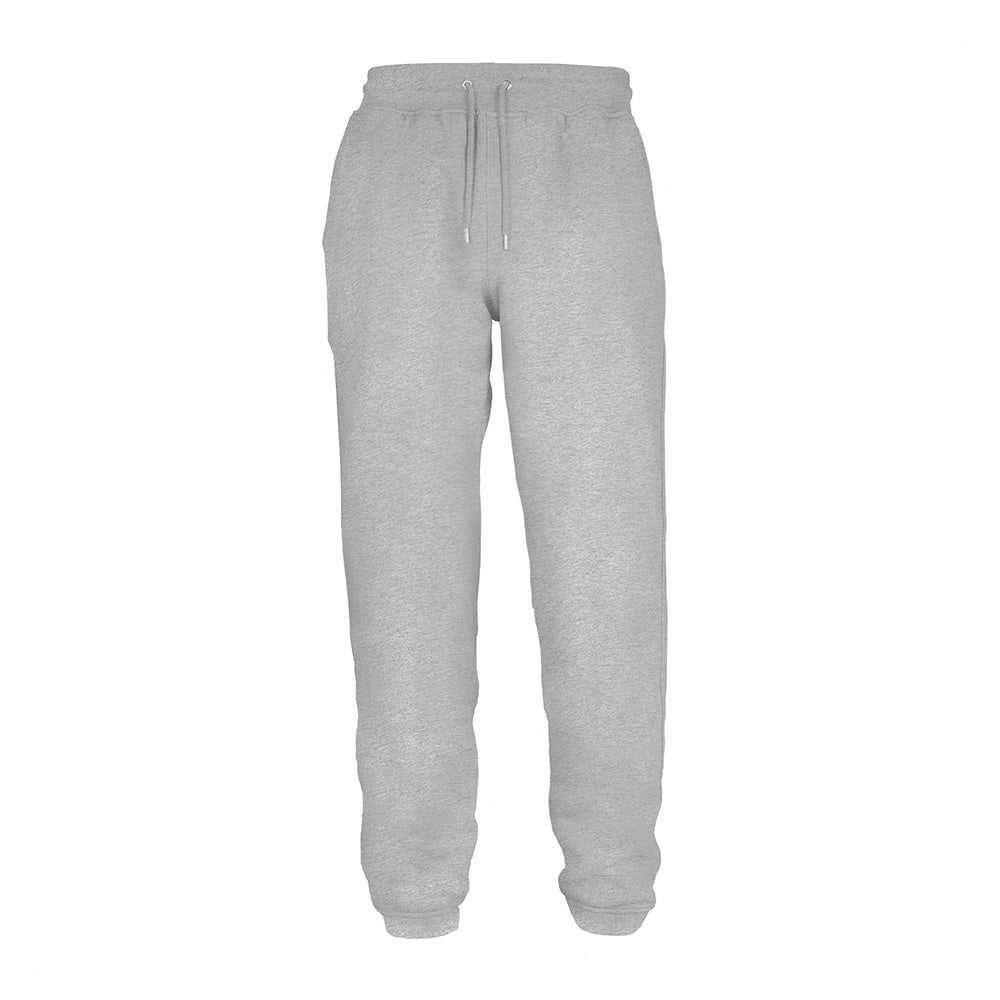 Classic organic sweatpants heather grey