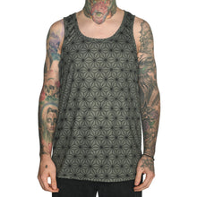 Load image into Gallery viewer, Geometric Tank Top #5