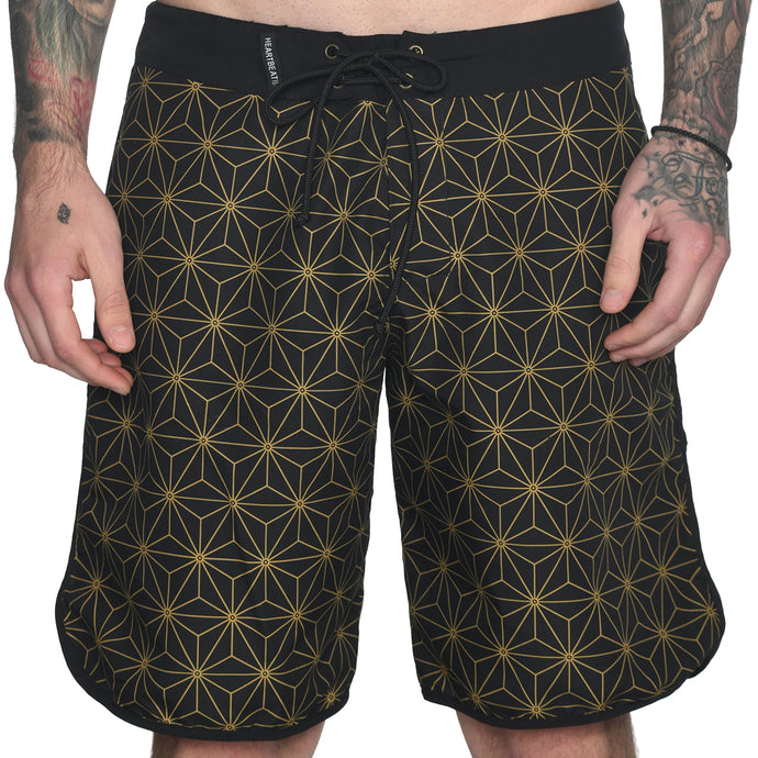 Geometric Board Shorts #6