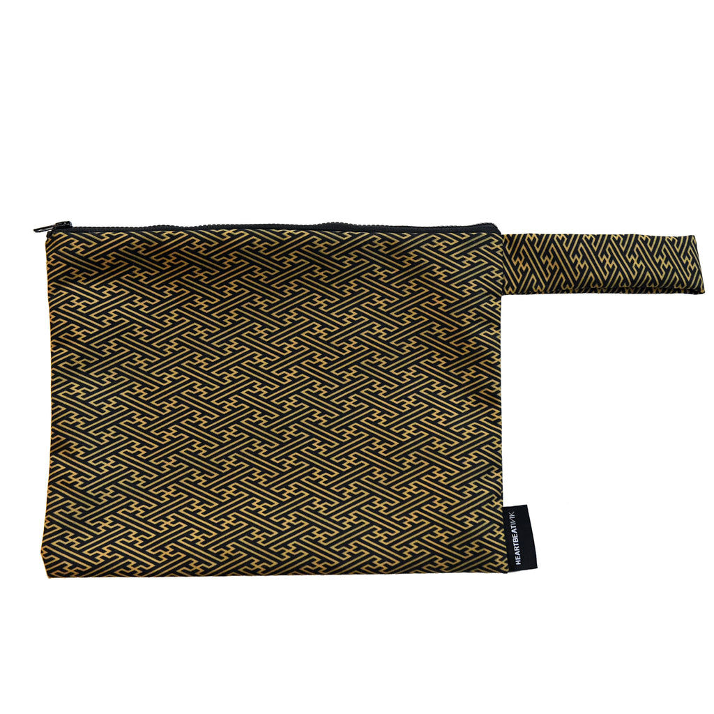 Geometric Clutch Bag #8