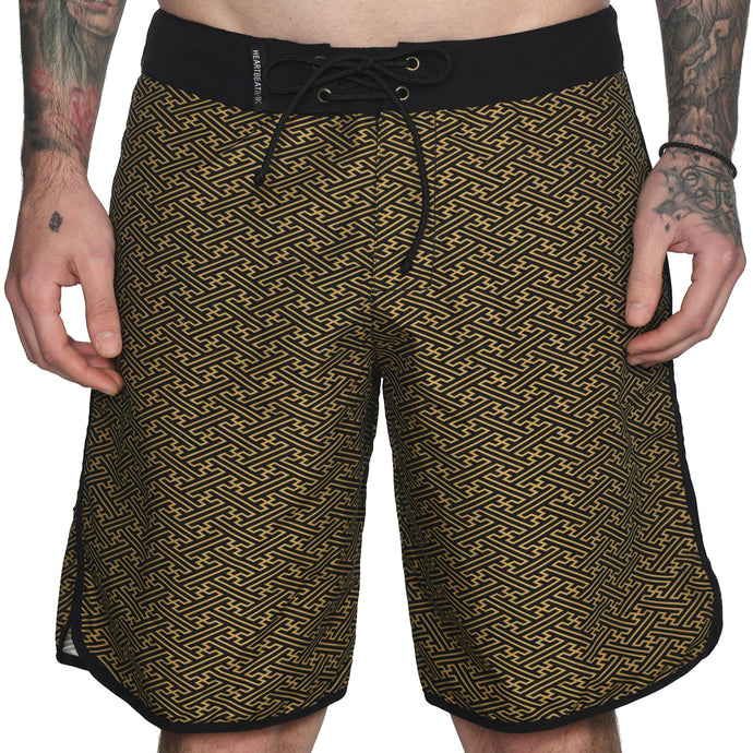Geometric Board Shorts #8