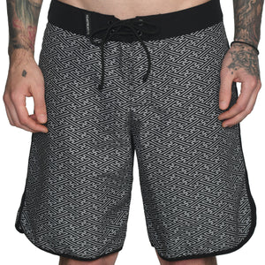 Geometric Board Shorts #1