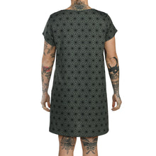 Load image into Gallery viewer, Geometric Τ-Shirt Dress #15