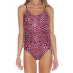 The Geometry Series #9 One Piece Swimsuit