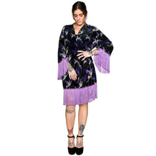 Load image into Gallery viewer, Japanese Velvet Kimono #3