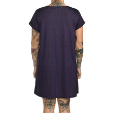 Load image into Gallery viewer, Geometric Τ-Shirt Dress #14