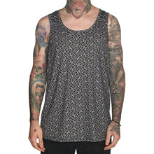 Load image into Gallery viewer, Geometric Tank Top #1