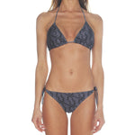 The Geometry Series #5 Tie Side Bikini