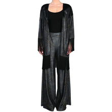 Load image into Gallery viewer, Japanese Velvet Wide Leg Pants #9
