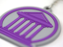 Smite Greek Pantheon keychain