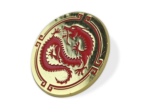 Smite Chinese Pantheon pin