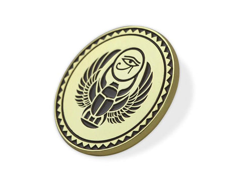 Smite Egyptian Pantheon pin