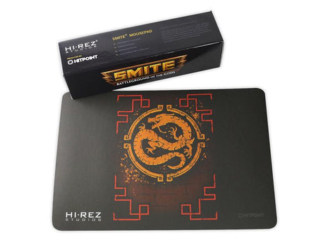 Smite Chinese Pantheon Mousepad