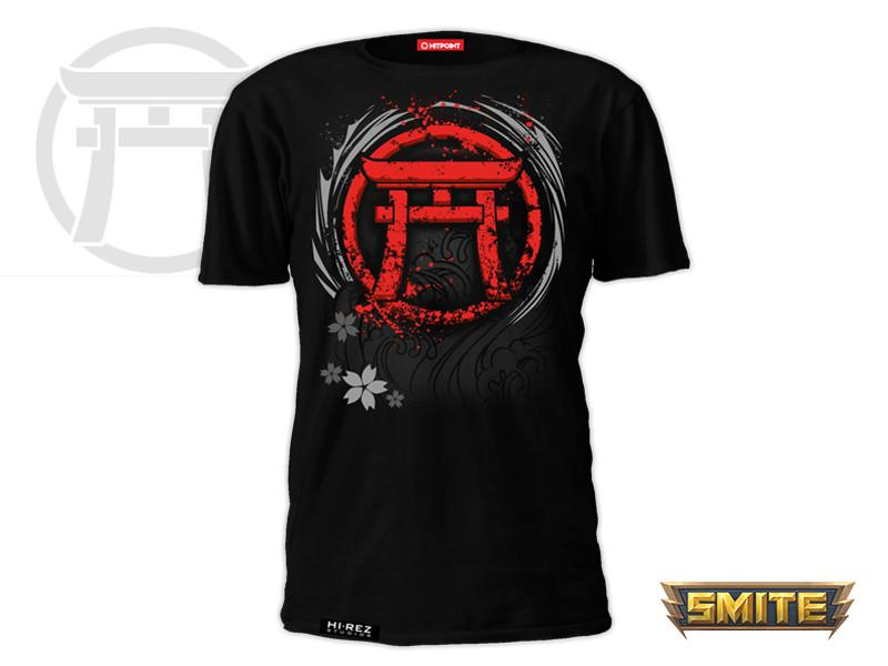 Smite Japanese Pantheon T-shirt