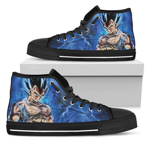 DBZ Vegeta Shoes