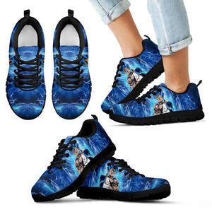DBZ Vegeta new form Shoes