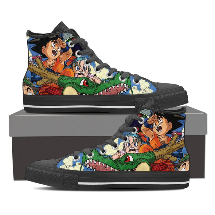 DBZ Shoes v1