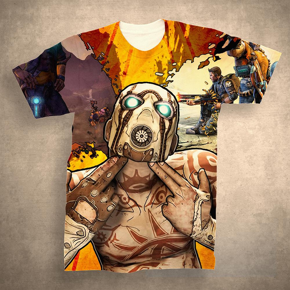 BORDERLANDS Tshirt
