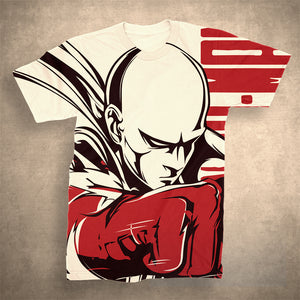 One Punch Man Tshirt