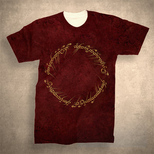 Lord Of The Ring Tshirt