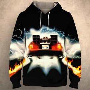 BACK TO THE FUTURE Hoodie 0186