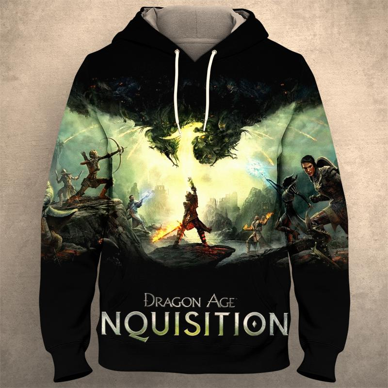 Dragon Age Inquisition Hoodie