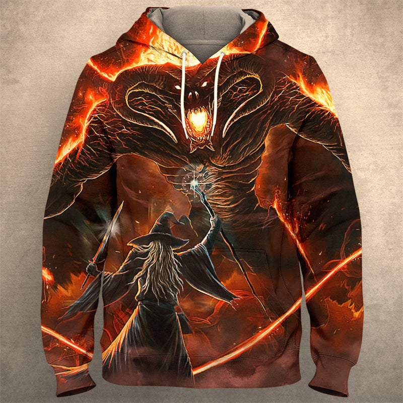 Lord Of The Ring Hoodie 0236