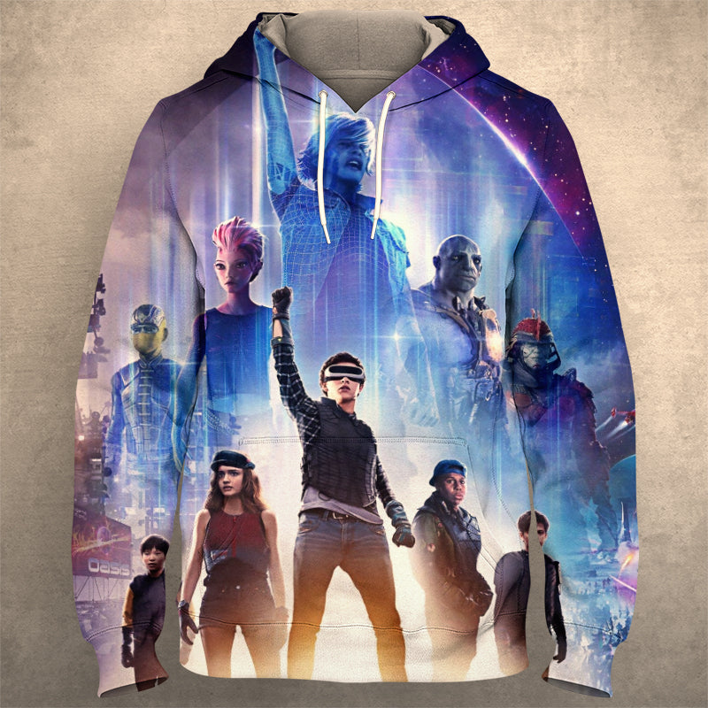 READY PLAYER ONE Hoodie