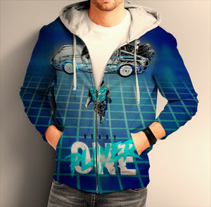 READY PLAYER ONE ZIP Hoodie