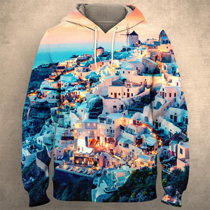 BEAUTIFUL PLACES Hoodie