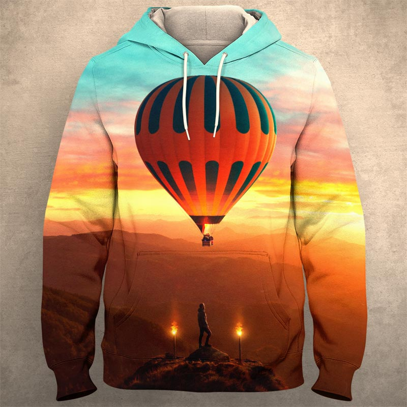 PHOTO MANIPULATION Hoodie 0660